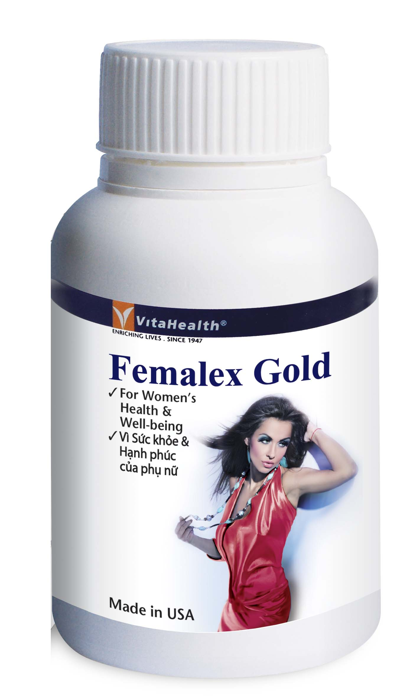 Food Supplement VH Femalex Gold
