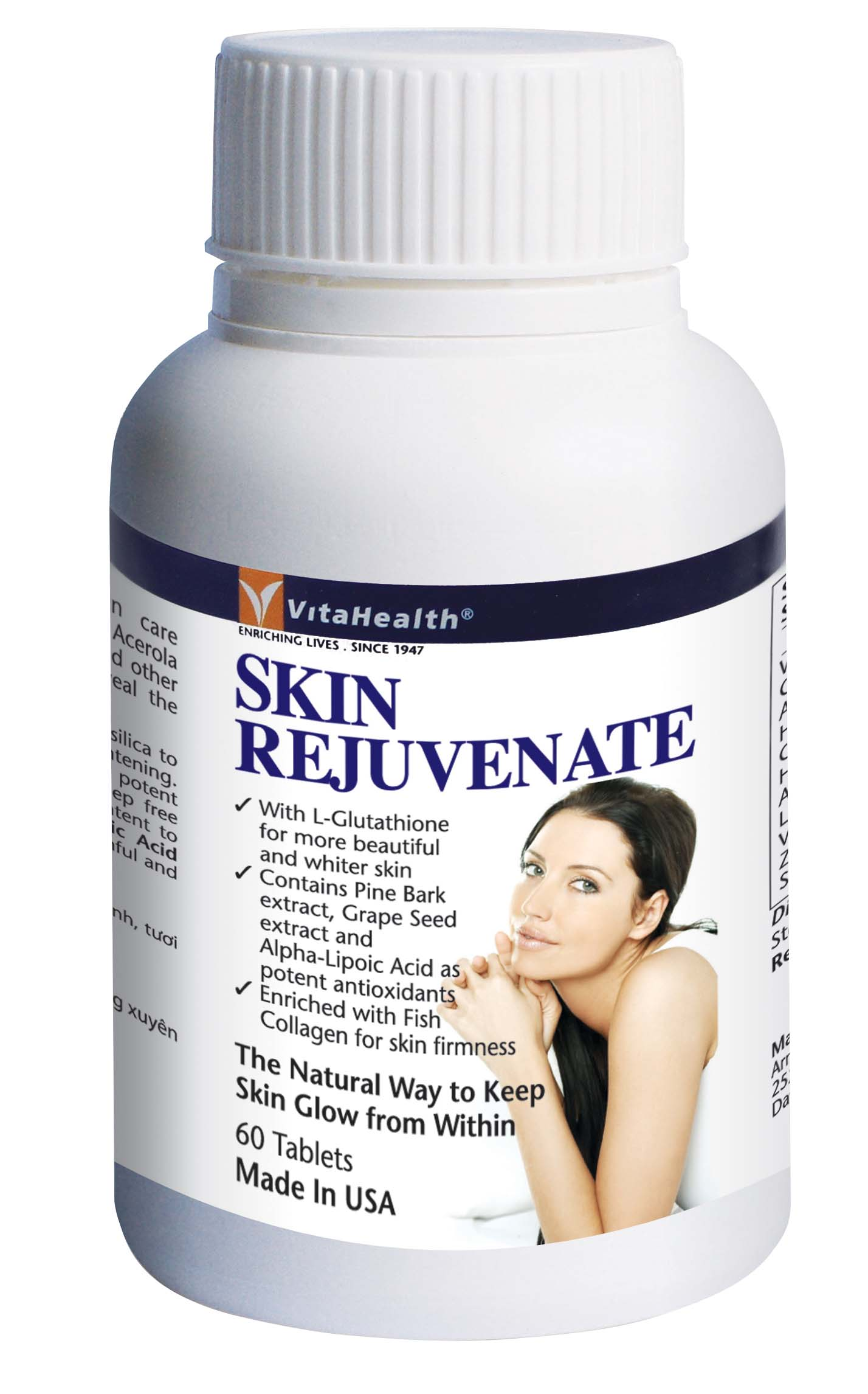 Food Supplement VH Skin Rejuvenate