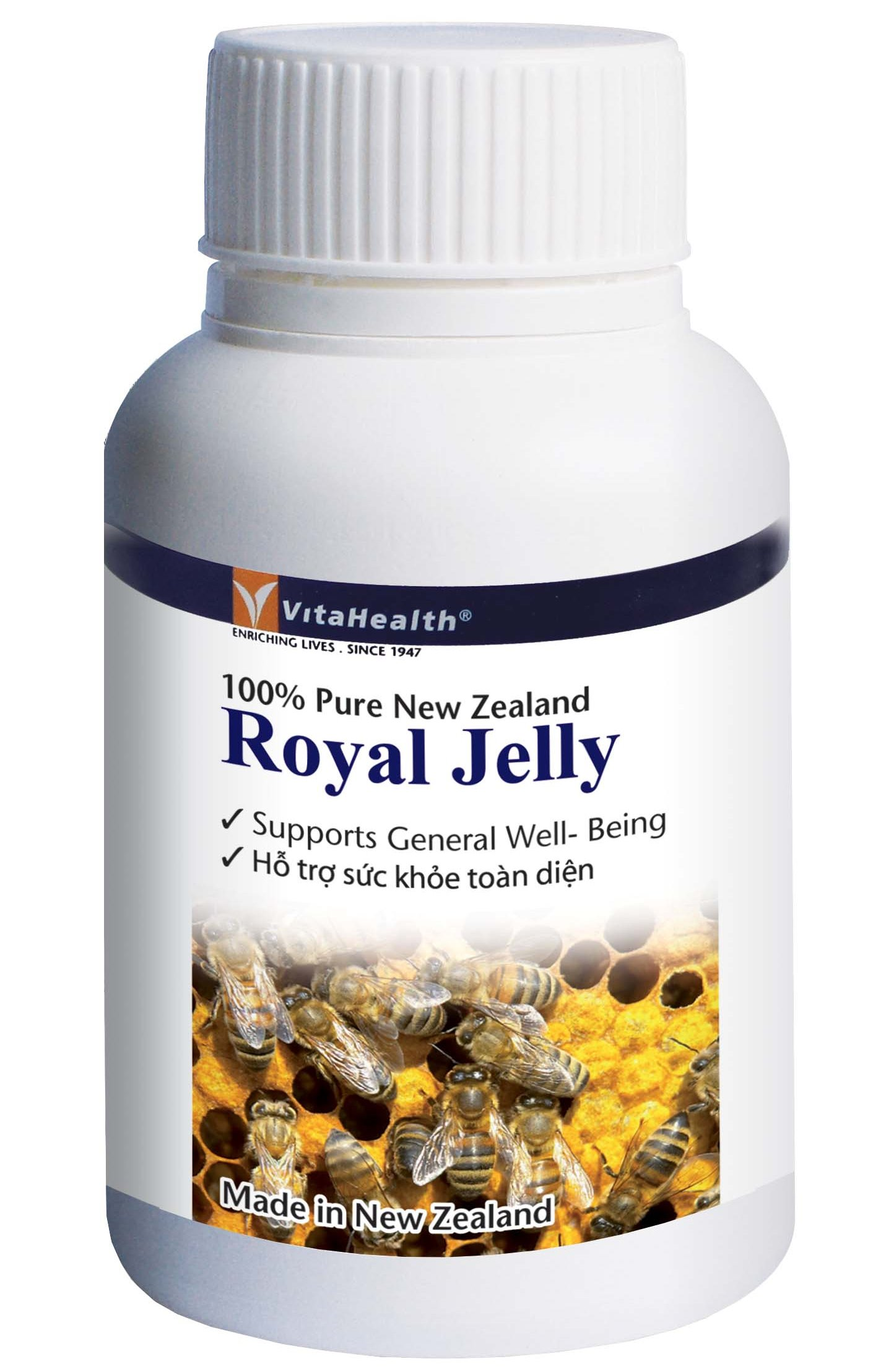 Food Supplement VH Royal Jelly